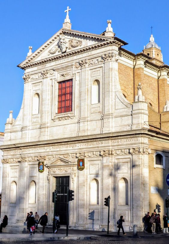 Church of San Girolamo dei Croati, Rome