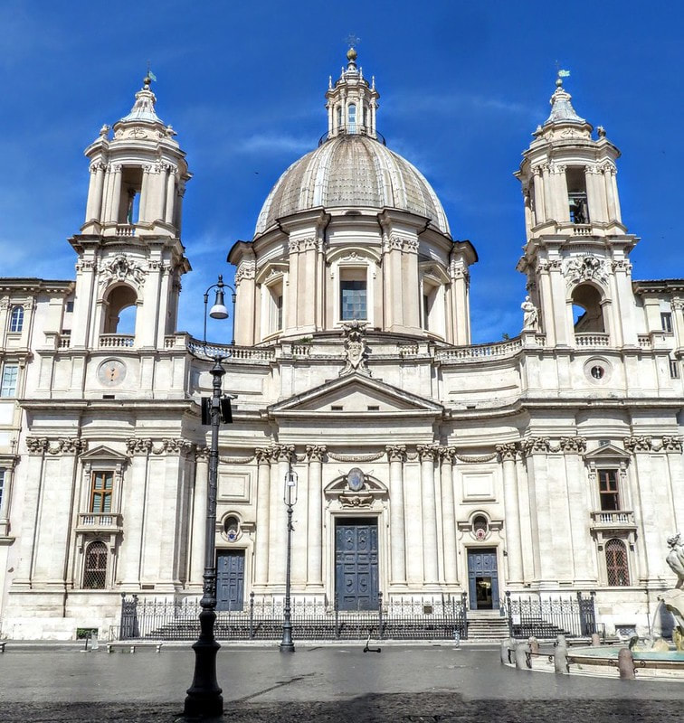 Church of Sant' Agnese in Agone, Rome
