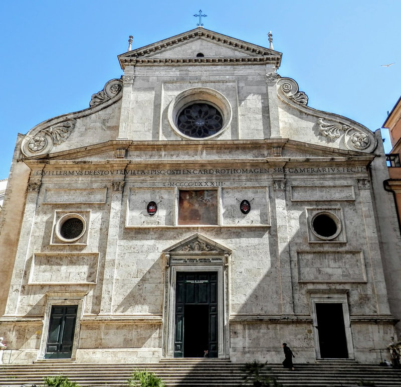 Church of Sant' Agostino, Rome