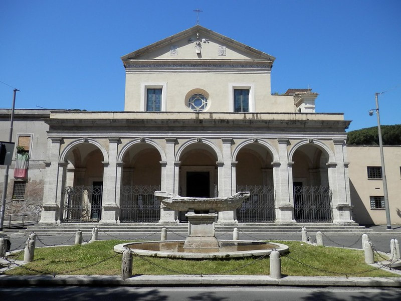 Church of Santa Maria in Domnica, Rome