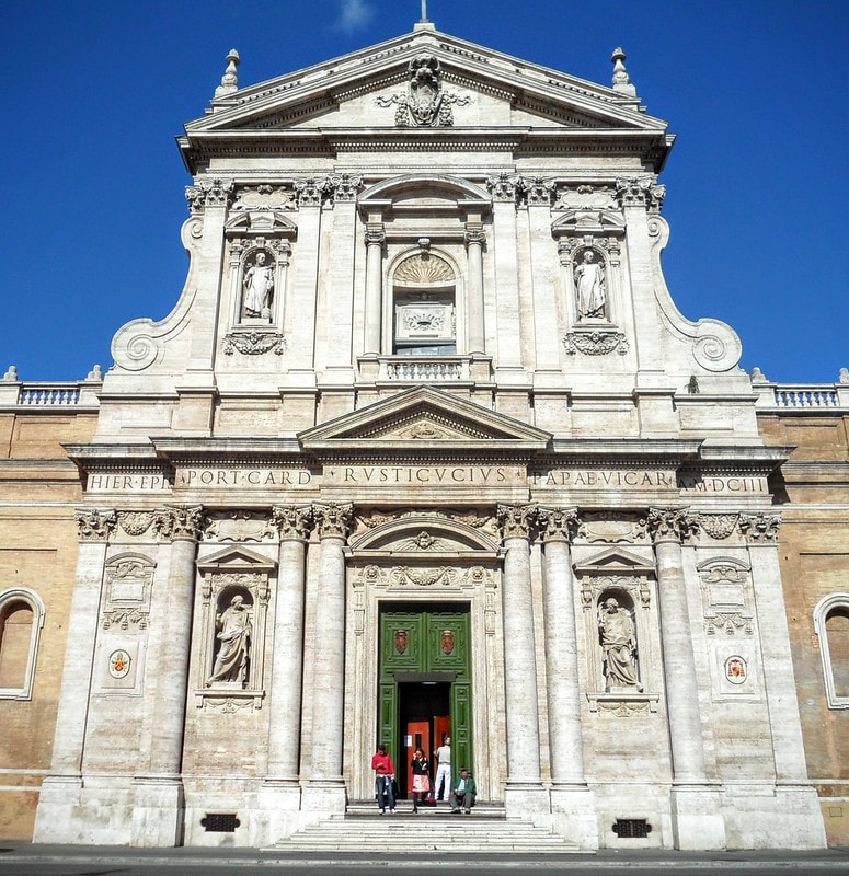 Church of Santa Susanna, Rome