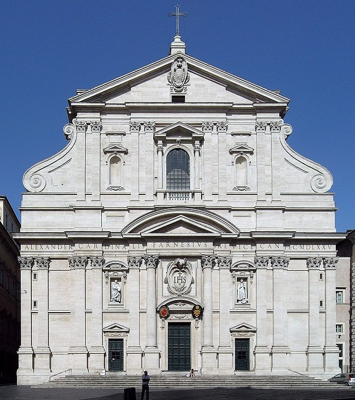 Church of the Gesù, Rome