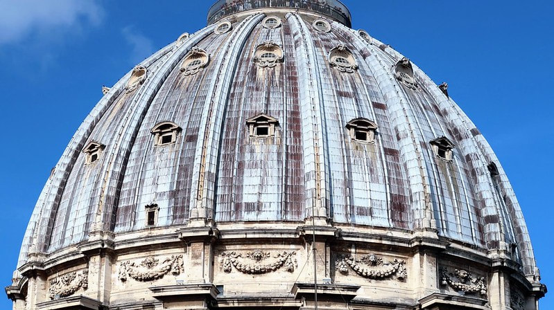 Cupola of St Peter's Basilica, Rome