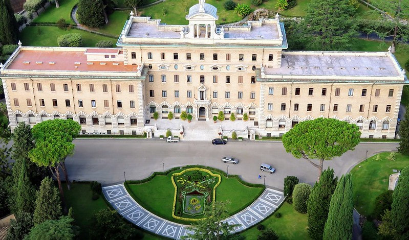 Governor's Palace, Vatican City, Rome