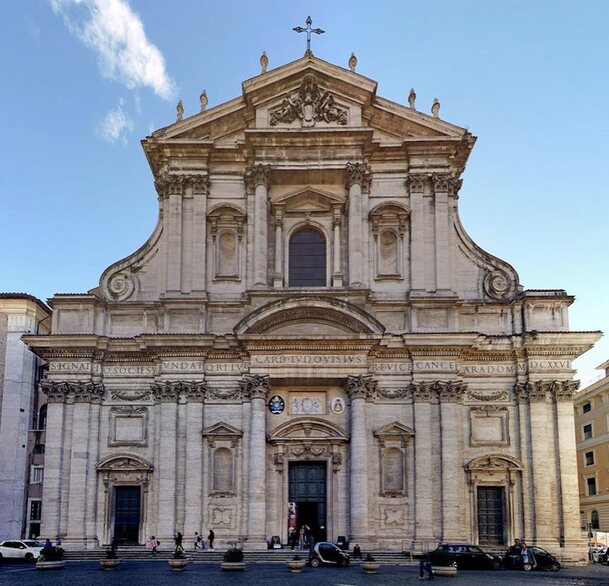 Church of Sant' Ignazio, Rome
